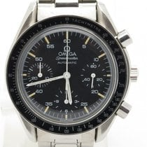 Omega Speedmaster Men's Automatic Watch Black Dial 39mm