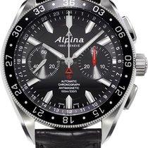 Alpina Geneve Alpiner 4 Chronograph AL-860B5AQ6 Herrenchronogr...