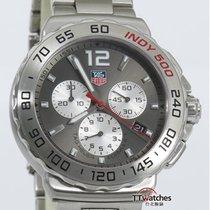 TAG Heuer Formula 1 Indy 500 Chronograph Cau1113  62% Off Retail