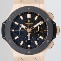 Hublot Big Bang Rose Gold Automatic Chronograph 44mm 301.pm.17...