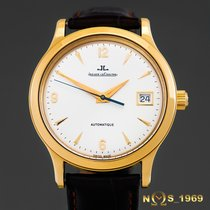 Jaeger-LeCoultre Master Control 18K Gold 37 mm Automatic