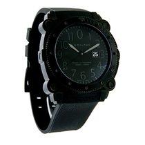 Hamilton Khaki Below Zero Mens Black Automatic Swiss Watch...