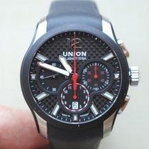 Union Glashütte Belisar Chronograph Automatik NEW FULL SET