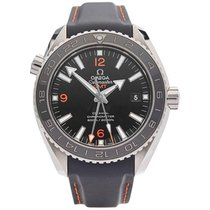 Omega 232.32.44.22.01.002 Seamaster Planet Ocean Men's...