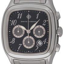 David Yurman - Thoroughbred Chronomat : T305-CST