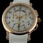 Breguet Rose Gold Diamond Bezel Chronograph 8828BR
