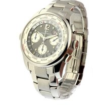 Girard Perregaux 49805-11-255-11A World Time Chronograph -...