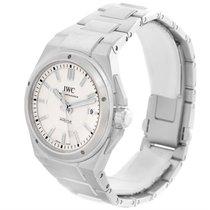 IWC Ingenieur Automatic Silver Dial Mens Watch Iw323904 Unworn