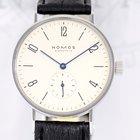 诺莫斯 (Nomos) Tangente Klassiker Stahl arabic dial eleganter...