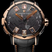 Christophe Claret BACCARA - 18K - Red Gold - PVD - Limited...