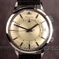 Jaeger-LeCoultre Memovox Automatic Ref. 855 Vintage Steel...