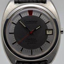 Omega Electronic Constellation Chronometer, Ref. 198.002, Bj....