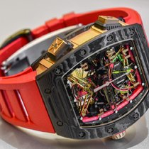 Richard Mille RM 50-01 G Sensor Lotus F1 Team Romain Grosjean