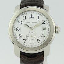 Baume & Mercier Capeland Chronograph Steel Automatic MV045221