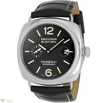 Panerai Contemporary Radiomir Black Seal Automatic Steel...