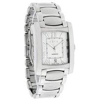 Ebel Brasilia Mens Silver Dial Swiss Automatic Watch 9120M41/6...