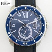 Cartier Calibre Diver Blue Dial