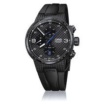 Oris Men's 674 7725 8784-SET RS Williams Valtteri Bottas...
