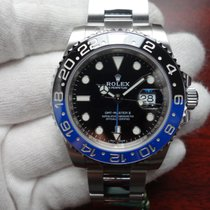 Rolex GMT Master II Batman 116710 BLNR