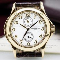 Patek Philippe 5134J-001 Travel Time 18K Yellow Gold Manual...