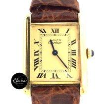 Cartier MUST 21 PLAQUE OR