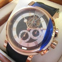 Breguet Marine Chrono w/Tourbillon NEW 50% off