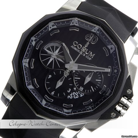 Corum Admirals Cup Chronograph Titan 753.935.06/V791 AN52