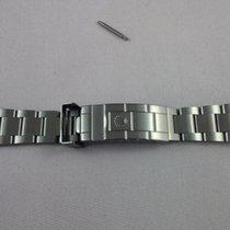 Rolex Submariner triplock bracelet DLC coated
