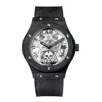 Hublot Classic Fusion Skeleton Tourbillon Skull 45mm