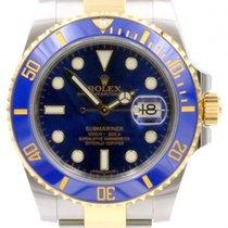 勞力士 (Rolex) Submariner 116613LB Men's 40mm Blue Ceramic...