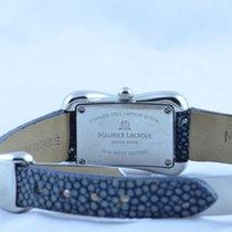Maurice Lacroix Davina Caree Damen Uhr 25mm Stahl/stahl...
