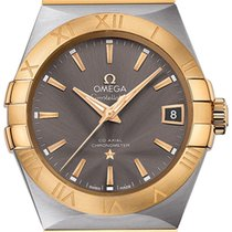 Omega Constellation Co-Axial Automatic 38mm 123.20.38.21.06.001