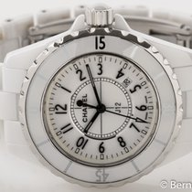 Chanel - J12 Quartz 36MM : H0968