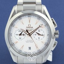 Omega Seamaster GMT Chronograph. 231.10.43.52.02.001.
