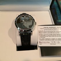 Movado Automatic Limited Edition North America Planisphere Nib...