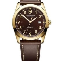 Victorinox Swiss Army Victorinox  Mens Infantry Watch - Brown...