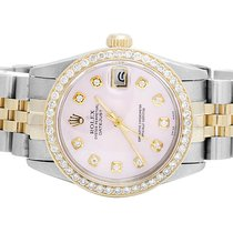 Rolex Datejust 2 Tone 78273 18k Gold 31MM Stainless Steel...