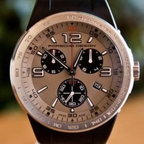 Porsche Design – Flat Six Chronograph – Men´s wristwatch