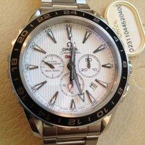 Omega Seamaster Aqua Terra Chronograph GMT 231.10.44.52.04.001
