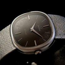 Omega Vintage De Ville 80's Silver