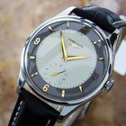 Longines Rare Vintage Swiss Manual Stainless Steel Mens 1960s...