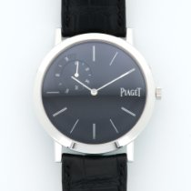 Piaget Altiplano Mechanique White Gold Thin G0A34114
