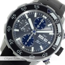 IWC Aquatimer Chronograph Jacques-Yves Cousteau Stahl IW3767-06