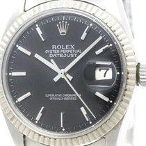 ロレックス (Rolex) Vintage Rolex Datejust  White Gold Steel...