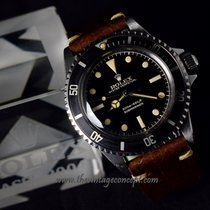 Rolex 5512 Submariner Gilt Dial Chapter Ring