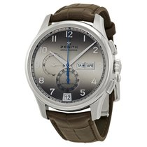 Zenith Captain Winsor Fume Dial Automatic Mens Watch 032072405...