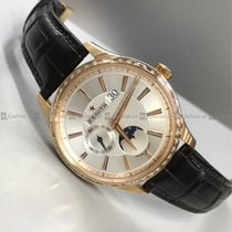 Zenith - Captain 22.2141.691/01.C498 Rose Gold R/G+Diamond Bezel