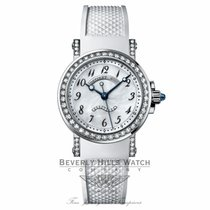 Breguet Marine Mother of Pearl 18kt White Gold Rubber