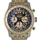 Breitling Cosmonaute Navitimer 2-tone with Full Package