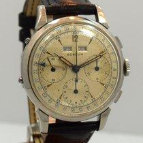 Gübelin Triple Date 3-Register Chrono circa 1950's